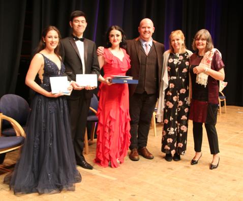 2019 Bursary Winners